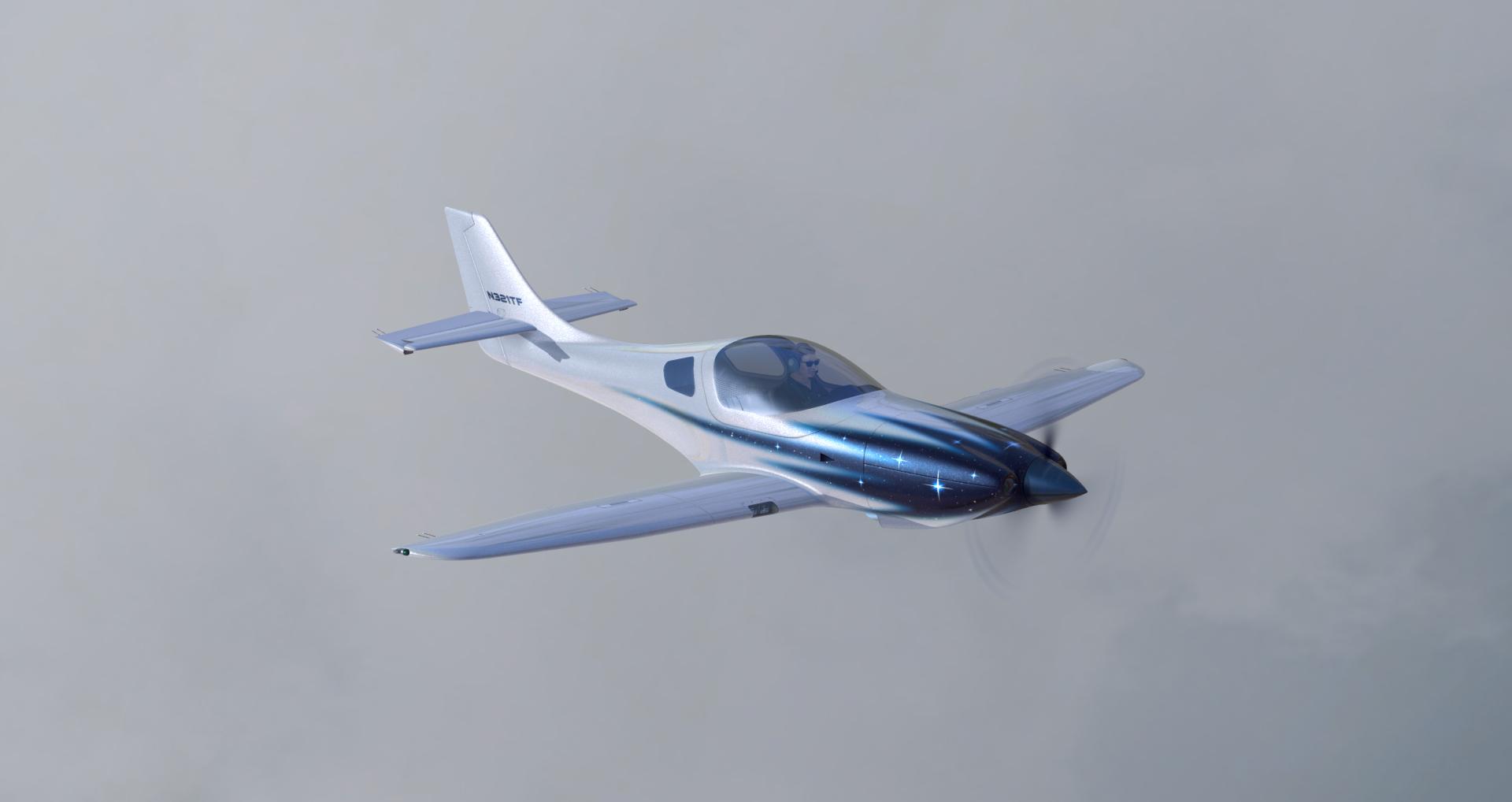 not exactly air racing .. - starhawk lancair legacy